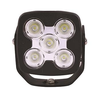 50W 4.6 Inch Square LED Work Light