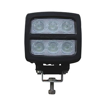 60W 5 Inch Square LED Work Light