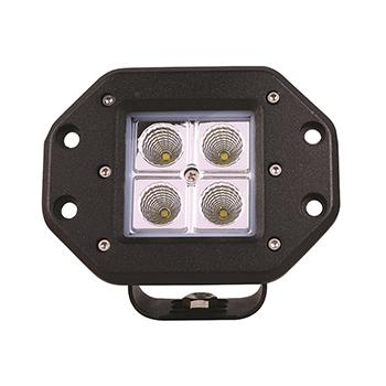 12W Flush Mount LED Work Light