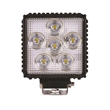 18W 4 Inch Square LED Work Light