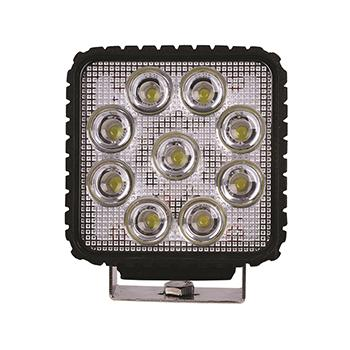 27W 4.6 Inch Square LED Work Light