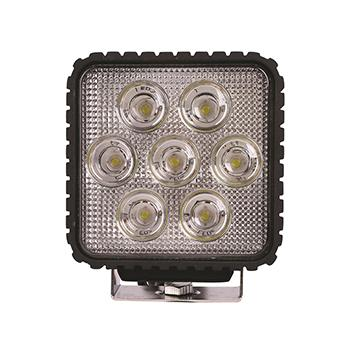 35W 4.6 Inch Square LED Work Light