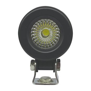 10W 2.5 Inch Round LED Work Light