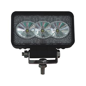 9W Rectangular LED Work Light