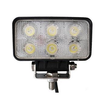 18W Rectangular LED Work Light
