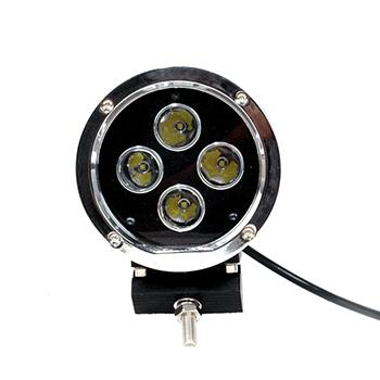40W Round 5 Inch LED Driving Light with 4 Cree LEDs
