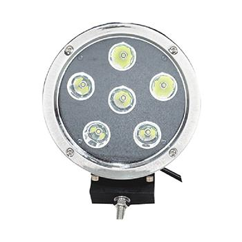60W Round 7 Inch LED Driving Light with Reflector