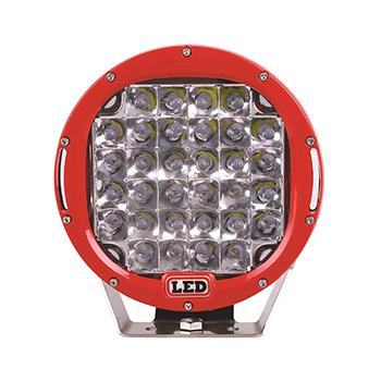 96W Round 9 Inch LED Driving Light with 32 LEDs